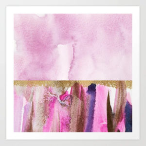 light-magenta-gold-and-purple-abstract-watercolor-art-prints
