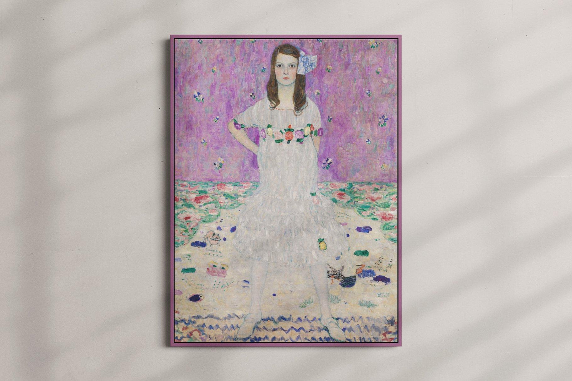 Gustav Klimt Mada Primavesi