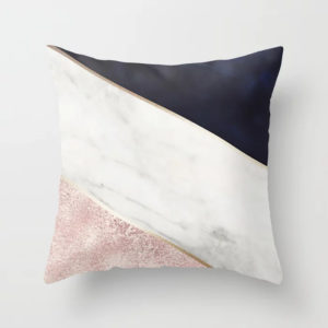 rose-glittergoldmarble-and-navy-blue-abstract-art-pillows